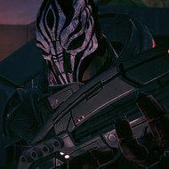Мне кажется или морда этого перса, отдалённо напоминает маску солдат Альянса, из Half-life 2?