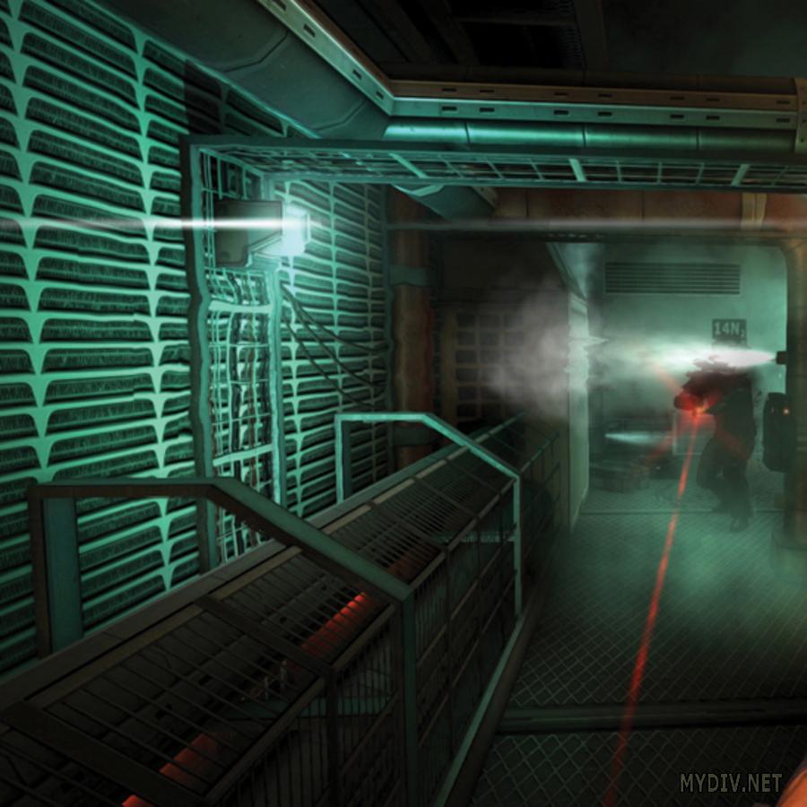 Скриншоты игры.