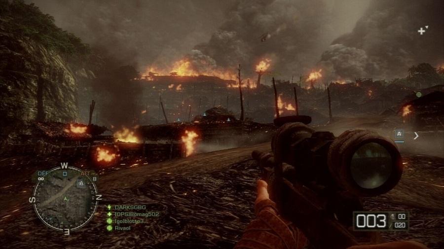 Руководство к игре Battlefield Bad Company 2 - Vietnam.