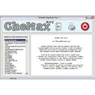 Скриншот CheMax Rus 13.9