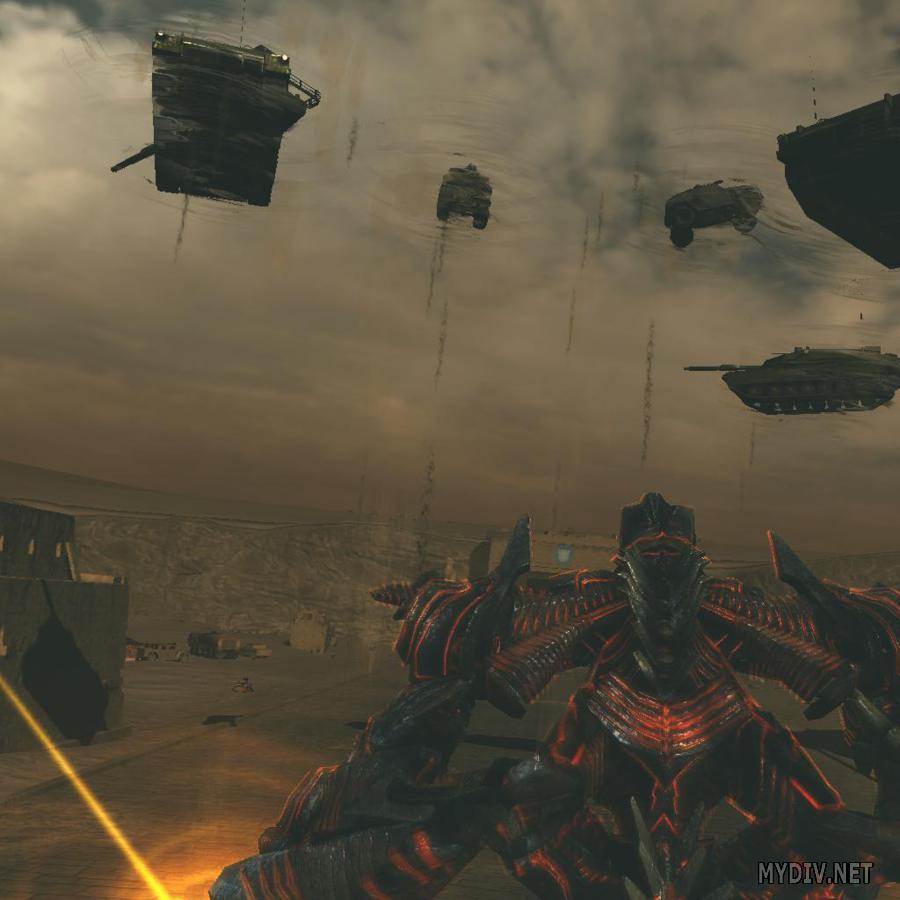 Transformers Revenge of the Fallen.