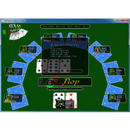 Версия игры 3D Texas Holdem Poker