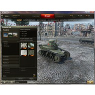 World of Tanks 1.4